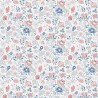 Amelie wallpaper - Sandberg color blue 541-56