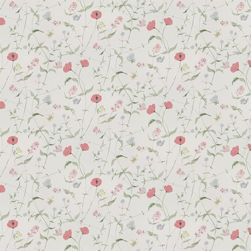 Christophe wallpaper - Sandberg color white 435-01
