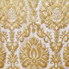 Cammino fabric - Tassinari & Chatel color gold 1701-02