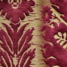Cammino fabric - Tassinari & Chatel color ruby 1701-01