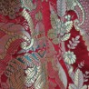 Maintenon fabric - Tassinari & Chatel coloris flamboyant 1702-01