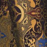 Tolede fabric - Tassinari & Chatel color encre 1693-01