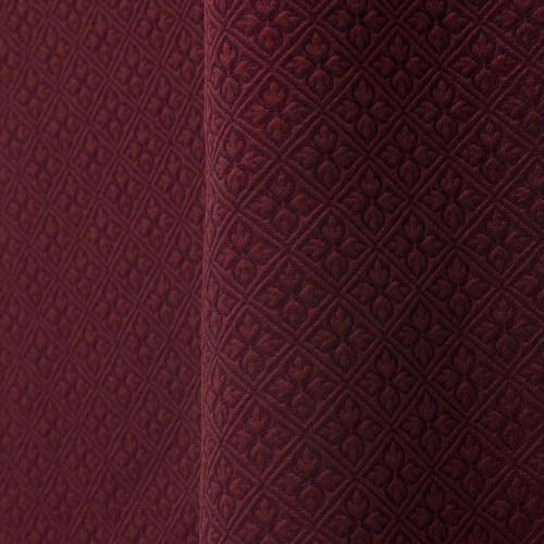 Bosquet fabric - Lelièvre color crimson 4244-01