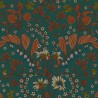 Narcisse wallpaper - Nobilis color multicolour COS234