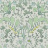 Narcisse wallpaper - Nobilis color green COS233
