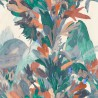 Baie d'Along wallpaper - Nobilis color orange COS213