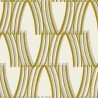 Tempera wallpaper - Nobilis color yellow COS191