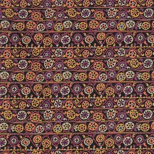Beitan fabric - Etro color nero 6567-1-3