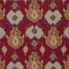 Ikat fabric - Etro color rubino 6561-1-2