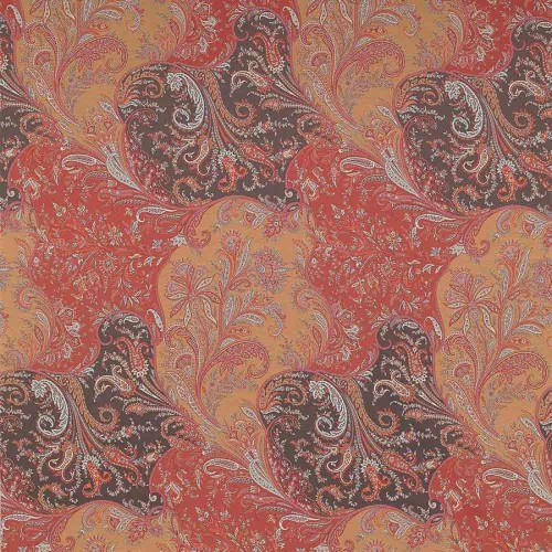 Achimenes fabric - Etro color naranja 6538-1-1