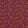 Lebak fabric - Etro color rubino 6562-1-2