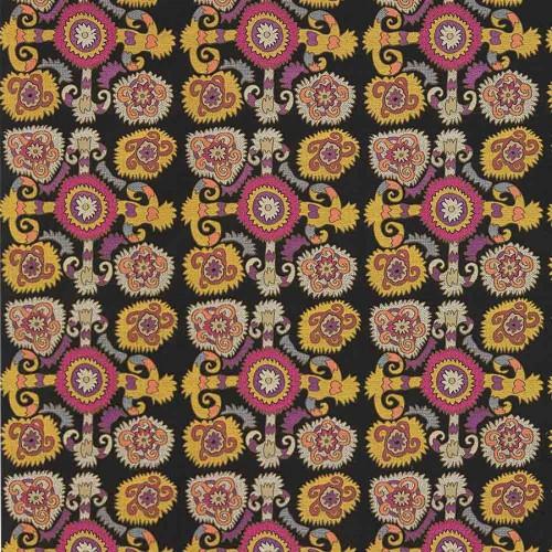 Fergana fabric - Etro color nero 6566-1-3