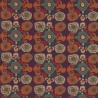 Fergana fabric - Etro color viola 6566-1-2