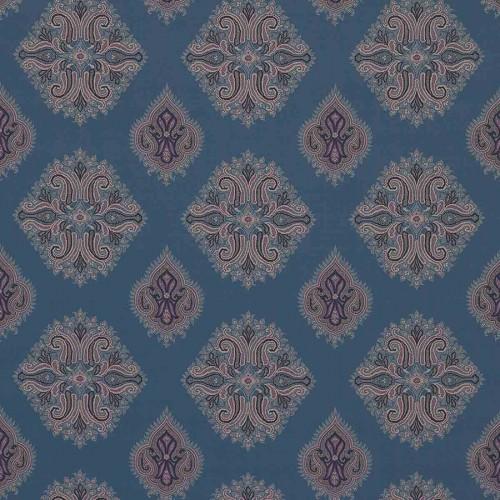 Bogor fabric - Etro color indaco 90076J-17108-3