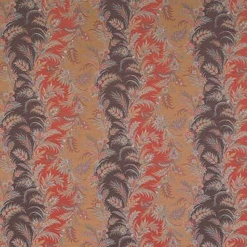 Acanthus fabric - Etro color naranja 6537-1-1