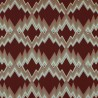 Donana fabric - Gaston y Daniela color chocolate GDT-5070-005