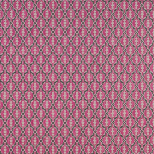 Aztec fabric - Gaston y Daniela color frambuesa GDT-5152-001