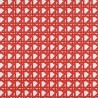Lincoln Road fabric - Gaston y Daniela color naranja GDT-5140-003