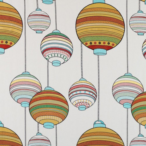 Jacksonville fabric - Gaston y Daniela color multicolor GDT-5135-003