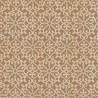 Allison wallpaper - Thibaut color metallic on brown T1829