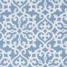 Allison wallpaper - Thibaut color blue T35181