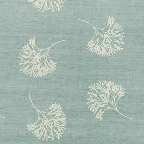Andros wallpaper - Thibaut color cream / aqua T3626