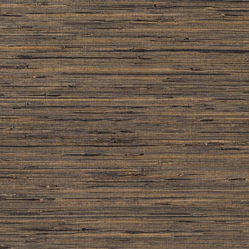 Antilles Weave wallpaper - Thibaut color copper T3672