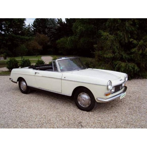 Convertible tops for Peugeot 404 convertible