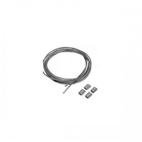 Câbles latéraux + 2 serre câble pour voiture Cabriolet