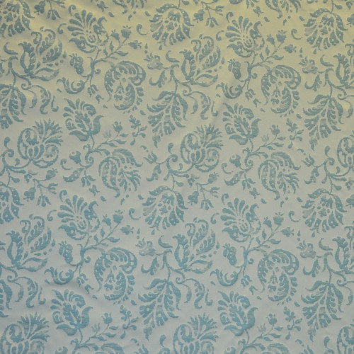 Lucia fabric - Luciano Marcato color acquamarine LM19556-10