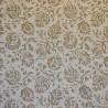 Lucia fabric - Luciano Marcato color platino LM19556-74