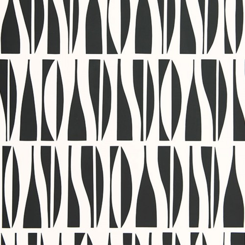 Bottles wallpaper -  MissPrint color black / white MISP131-1