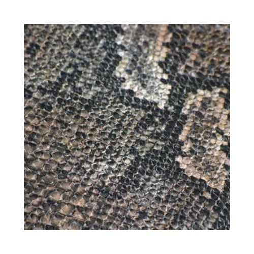Leatherette Skai ® Cobra skin imitation