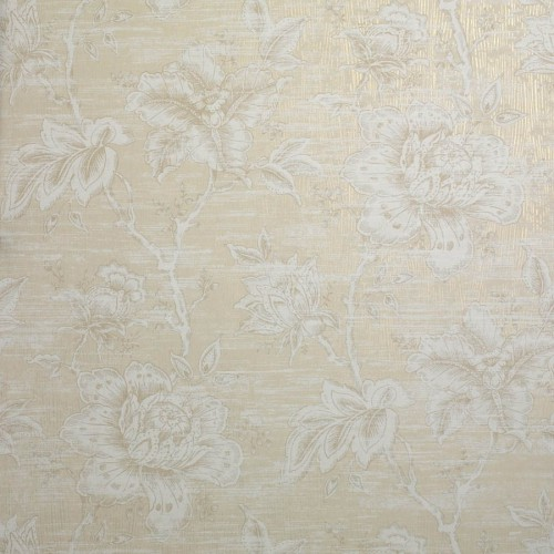 Floraly wallpaper - Nobilis color golden DE20703