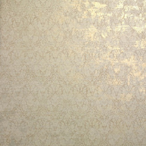 Dauphin wallpaper - Nobilis color beige / gold DE22203