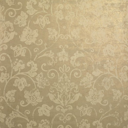 Maintenon wallpaper - Nobilis color beige DE22705