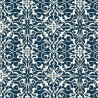 Fleurus wallpaper - Nobilis color blue ABS54