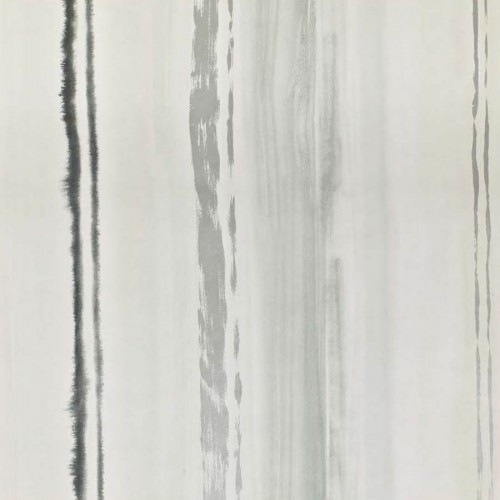 Aquarelle wallpaper - Nobilis color gray / black DPH30