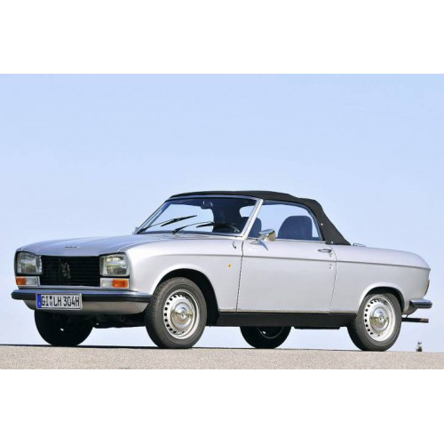 Convertible tops for Peugeot 304 convertible