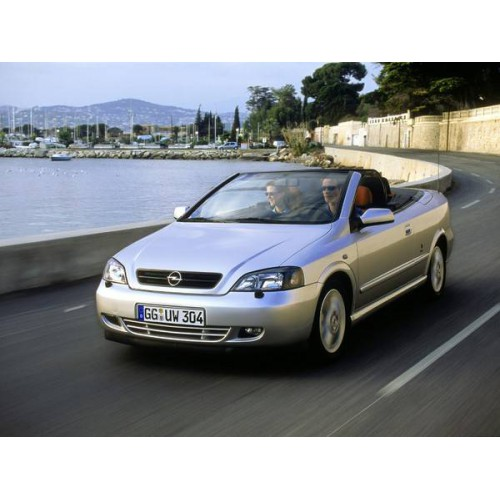 Convertible tops and accessories for Opel Astra Bertone convertible