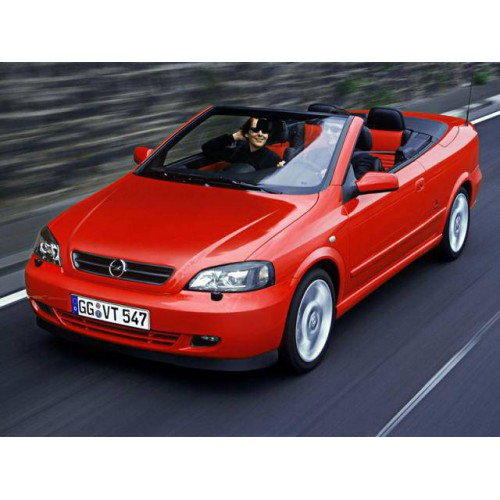 Convertible tops and accessories for Opel Astra Bertone MK2 convertible