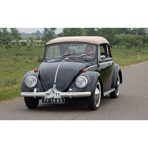 Convertible tops and accessories for Volkswagen Beetle 1200 convertible