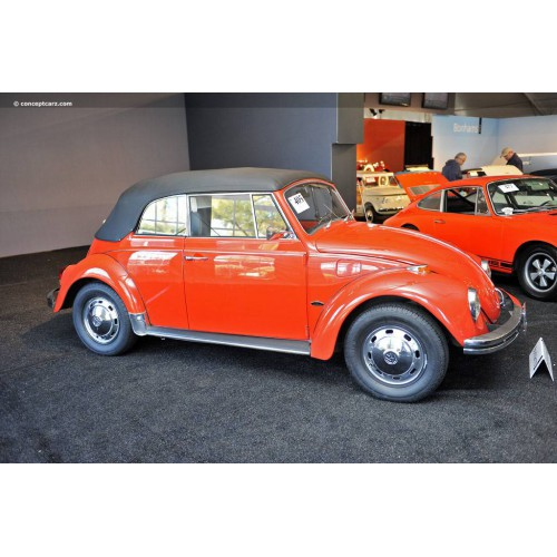 Capote et accessoires capote pour Volkswagen Coccinelle 1500