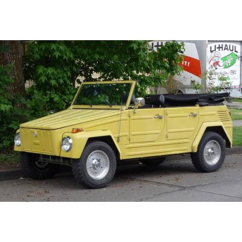 Capote pour Volkswagen Kübelwagen 181