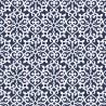 Allison wallpaper - Thibaut color navy T1830