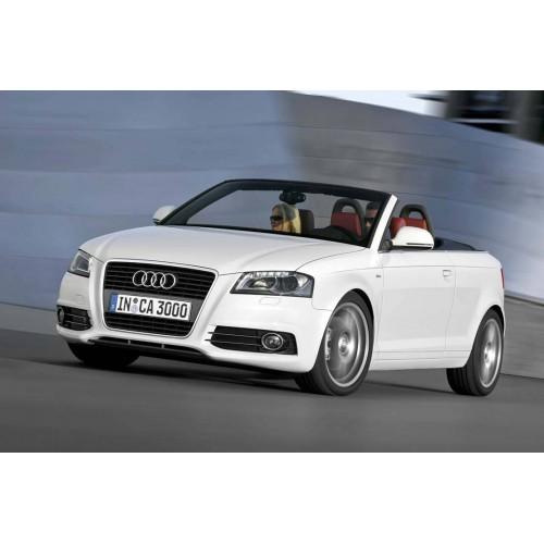 Capote pour Audi A3 Cabriolet
