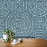 Aster wallpaper - Thibaut reference T403