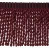 Frange moulinée simple 35 cm collection Plaza - Houlès color Cocoa 33099/9530