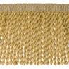 Frange moulinée simple 35 cm collection Plaza - Houlès color Squirrel 33099/9200