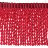 Frange moulinée simple 35 cm collection Plaza - Houlès color Fuchsia  33099/9400